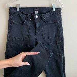 BDG Black Skinny Cargo Pants
